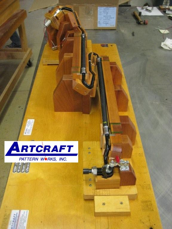 ArtCraft Power Steering Assy Gage